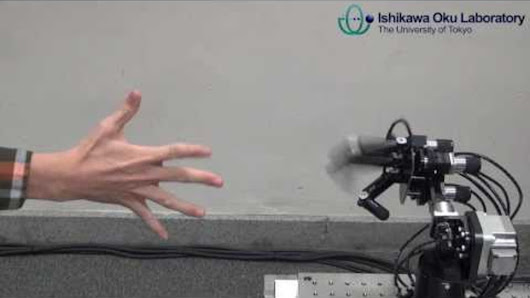 This Robot Wins At Rock-Paper-Scissors Every Single Time