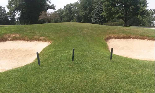 How to Build a Principal's Nose Bunker | Golf Course Trades Buying Guide for Superintendents