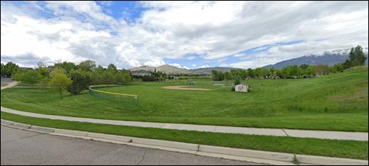 2020-10-20 Mitchell Hollow Baseball street view
