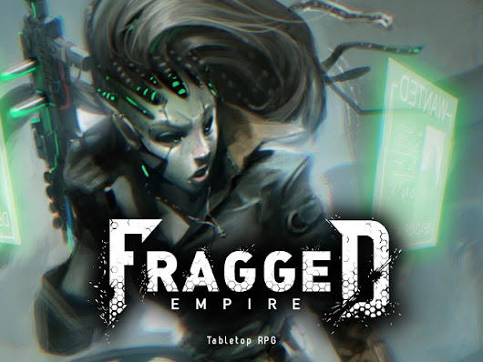 Fragged Empire, Tabletop RPG