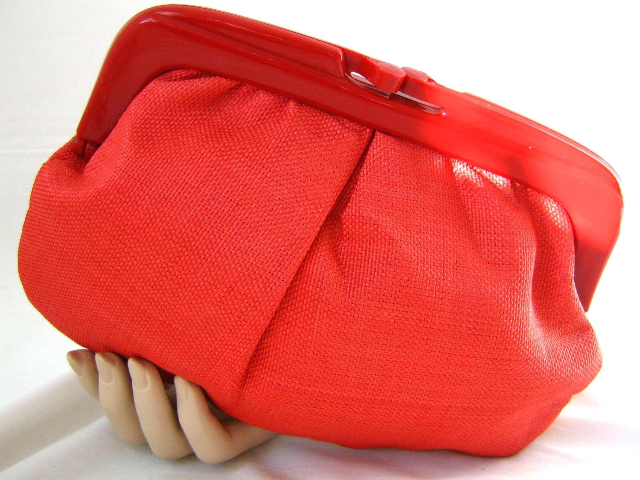 Red Sonja Vintage Clutch
