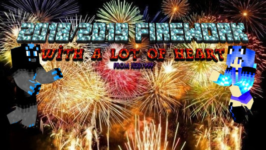 Firework 2018/2019 Minecraft Project
