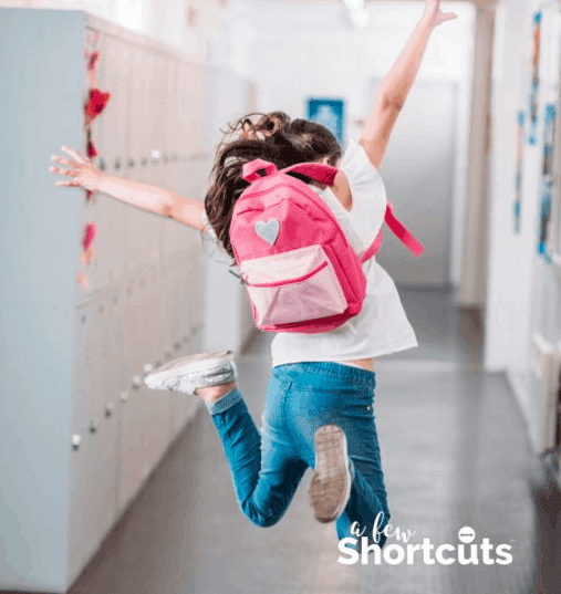 Back to School Must-Haves that Keep Kids Recharged - A Few Shortcuts