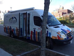 Portland (ME) Public Library Bookmobile