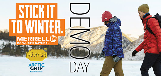 Merrell Day Arctic Grip - Adventure Guide