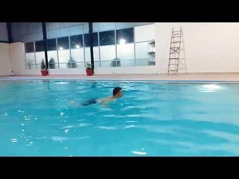 Beautiful Modern Swimming Pool | Nims Sports Club | Nims University