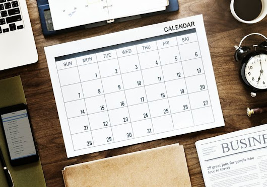 How to Boost Writing Productivity with Calendars or To-Do Lists | Writing and Wellness