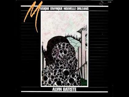 Alvin Batiste Musique DAfrique Nouvelle Orleans
