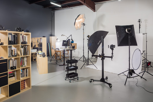 Prince William County Has A New Commercial Photography Studio