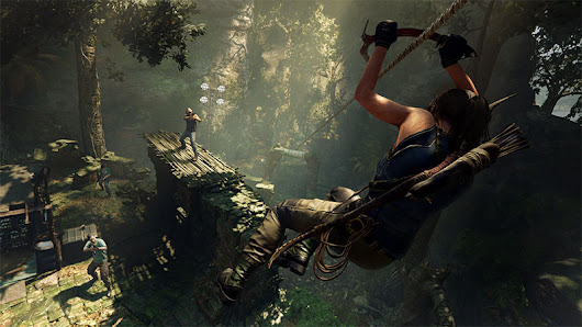 Lara mostra toda a sua brutalidade no novo trailer de Shadow of the Tomb Raider