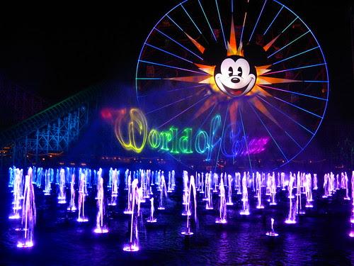 disneyland california logo. Disney California
