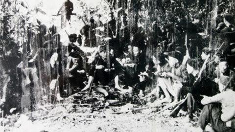 Đại tướng, rừng Trần Hưng Đạo, Phai Khắt, Nà Ngần