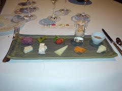 Tabla de quesos (Sant Pau)