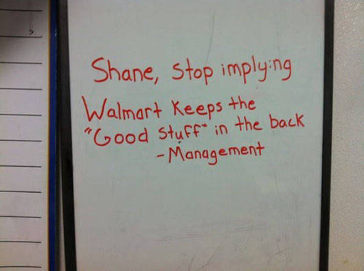 Meet Shane The Walmart Guy 2