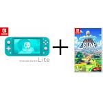 Nintendo Switch Lite - Turquoise + Link's Awakening