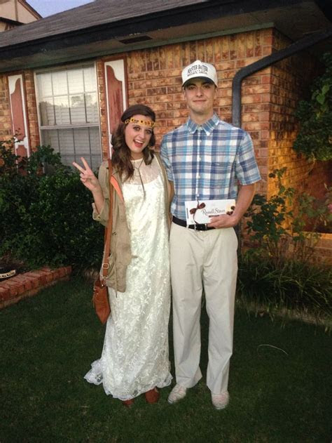 Forrest Gump and Jenny Halloween!   Typical Pinterest