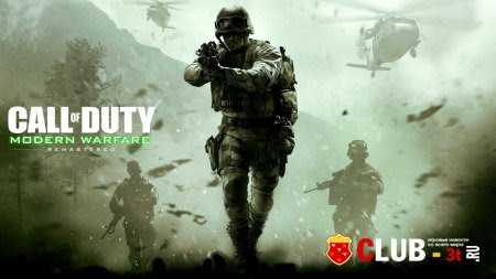 Call of Duty: Modern Warfare Remastered Trainer version 1.0 + 5