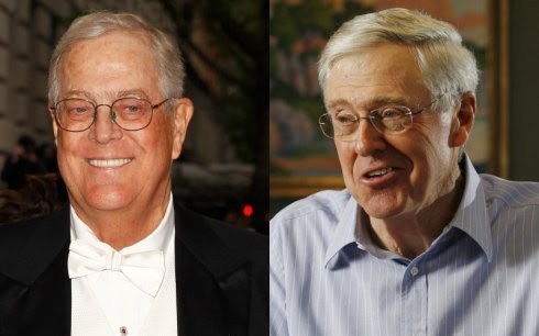 So, Are the Koch Brothers Still Monumentally Evil? — The Grumbling Hive