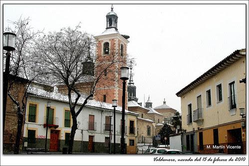 Iglesia parroquial de Valdemoro