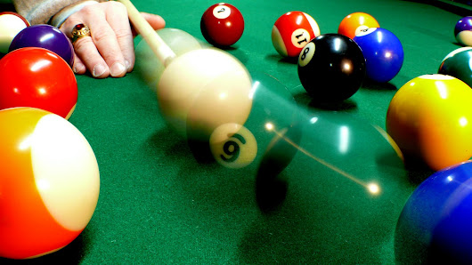 Top 10 Health Benefits of Playing Billiards -