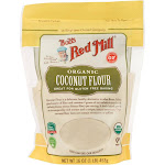 Bob's Red Mill Organic High Fiber Coconut Flour - 16oz