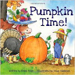 Kids Book Review & Giveaway: Pumpkin Time | At Home Mom Buzz