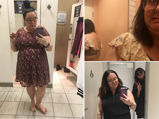Plus Size Shopping is Hard: I Tried 6 Stores and Here's What I Thought