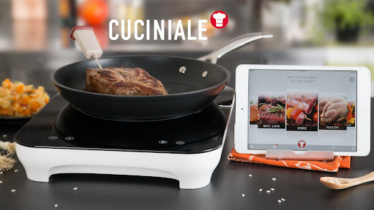Cuciniale – Cooks perfect meals for you every time