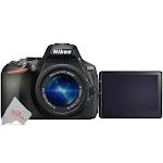 Nikon D5600 24.2MP CMOS DX-format Digital SLR + AF-S DX NIKKOR 18-140mm f/3.5-5.6G ED VR