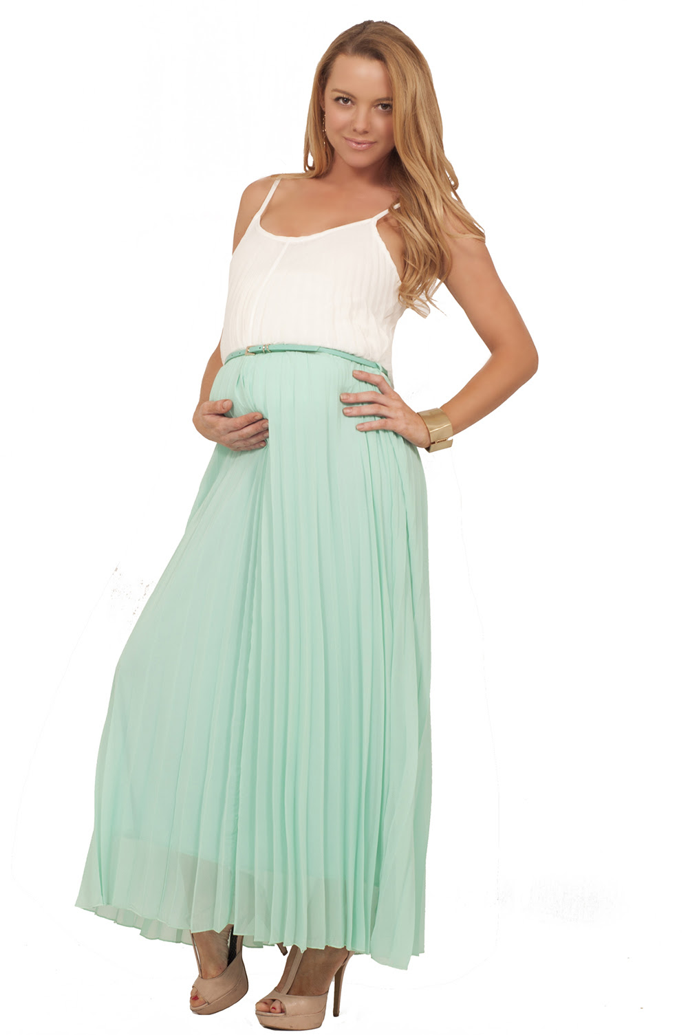 maxi dress for maternity | Gowns Ideas
