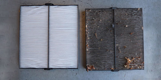 Car Care Clinic Jet Lube - Do I Really Need this Service: Cabin Air Filter