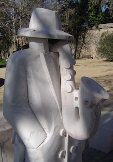 Parque da cidade de Évora
