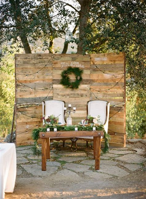 sweetheart table backdrop ideas  pinterest