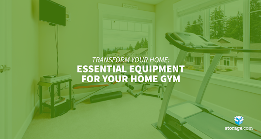EliteFTS' List of Home Gym Essentials - Storage.com