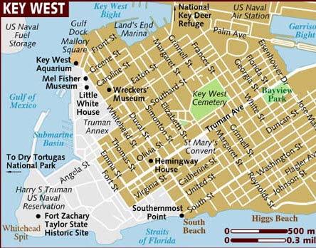 Map Of Key West Florida Streets.Key West Florida Street Map Florida Map 2018