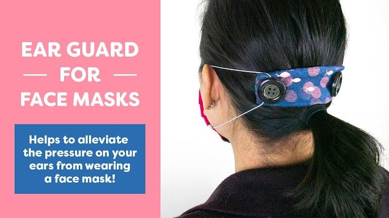 Diy Face Mask Ear Guard