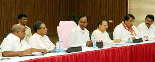 Telangana government to conduct land survey | Mission Telangana