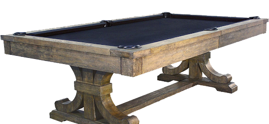 There's a lot to learn about pool tables. Start your journey here…