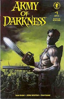 Army Of Darkness Comics Reading Order