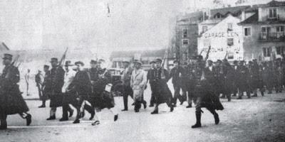 Imagem da repressão
