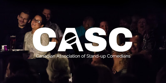 Donate - CASC - Canadian Association of Stand-up Comedians