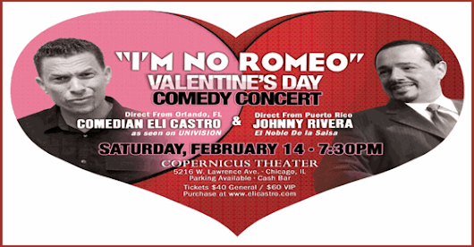I'm No Romeo - Copernicus Center Chicago