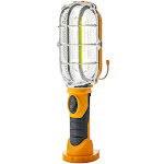 Handy Cordless Ultra Bright LED Work Light - Magnetic Base, Hands Free Emergency Light, Indoor Outdoor Compact Light