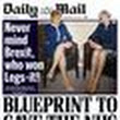 U.K.'s Daily Mail Focuses on Women's Legs Over Policy Ideas