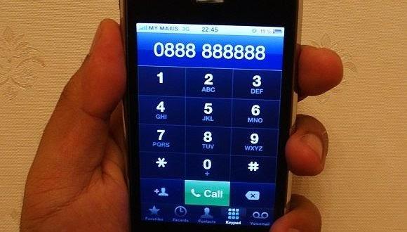 Nunca ligue para esses números amaldiçoados!