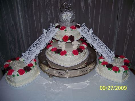 wedding cakes with stairways   pictures of wedding cakes