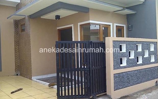Gambar Desain Dan Rab Rumah Type 70 Rumah Yoel