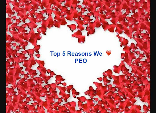 Why We Love PEO This Valentine's Day - Millennium Medical Solutions Inc.