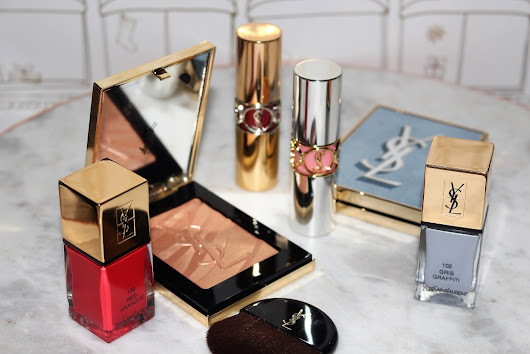 YSL Summer 2018 Urban Escape Makeup Collection Review & Swatches