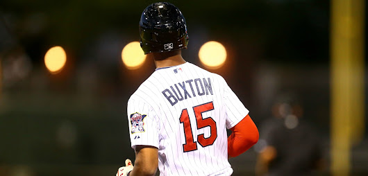 Twins Prospect Byron Buxton Won't Play Until May